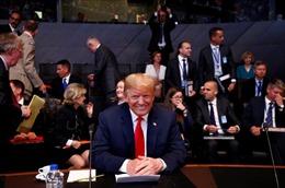 Tổng thống Trump sẽ đón tiếp lãnh đạo NATO tại Nhà Trắng