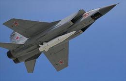 Lầu Năm Góc triển khai vệ tinh phát hiện được tên lửa siêu thanh Nga
