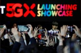 Hàn Quốc vượt Mỹ, Trung Quốc kích hoạt thương mại mạng 5G