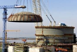 Trong thập niên tới, mỗi năm Trung Quốc xây 6-8 lò phản ứng hạt nhân