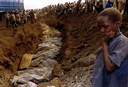Hình ảnh thảm khốc của cuộc diệt chủng tại Rwanda 25 năm trước