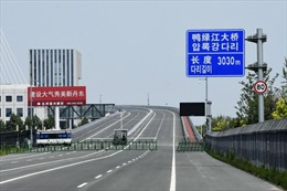Lý do cầu nối Triều Tiên - Trung Quốc xây xong 3 năm mới thông xe
