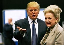 Cuộc điều tra chị gái ruột Tổng thống Trump kết thúc khi bà nghỉ hưu