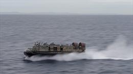 Video tàu Hải quân Mỹ rời Tripoli gây quan ngại về an ninh ở Libya