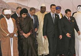 Tổng thống Syria vững vàng qua hai Mùa xuân Arab?
