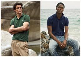 Ralph Lauren ra mắt áo polo sản xuất từ nhựa tái chế