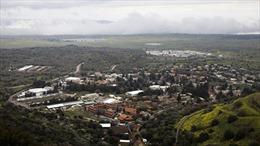 Israel lấy tên Tổng thống Trump đặt cho khu định cư ở Cao nguyên Golan