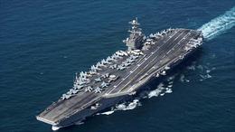 Đại sứ Mỹ tại Nga nói tàu sân bay là 'nhà ngoại giao 200.000 tấn' trên Địa Trung Hải