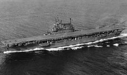 USS Enterprise - Tàu sân bay thiện chiến nhất của Hải quân Mỹ