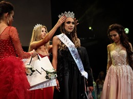 Cuộc thi Người đẹp Liên Xô vẫn được tổ chức tại Anh