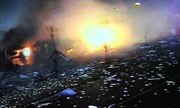Nổ không rõ nguyên nhân ở nhà máy hóa chất Mỹ làm 4 người bị thương