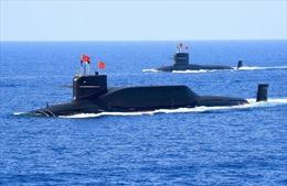 Về lực lượng tàu ngầm tên lửa hạt nhân của Trung Quốc
