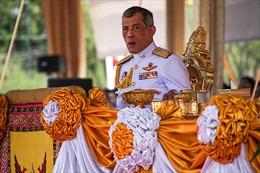 Các nghi thức đặc biệt trong lễ đăng quang của Nhà vua Thái Lan
