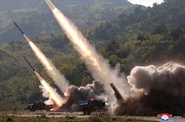 Triều Tiên nhắn nhủ gì sau khi liên tiếp thử vũ khí