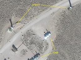 Lộ hình ảnh S-300 tại căn cứ quân sự Mỹ