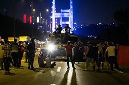Thổ Nhĩ Kỳ bắt 249 nhân viên Bộ Ngoại giao