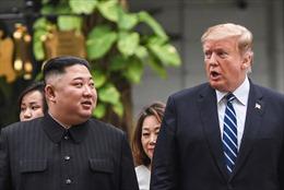 Tổng thống Trump áp dụng một chiến thuật cho cả Triều Tiên và Iran