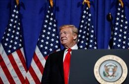 Tổng thống Trump chọn thời điểm đặc biệt để tái tranh cử