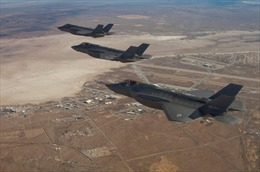 Hợp đồng mua F-35 của Nhật Bản liệu có dẫn tới chạy đua vũ trang?