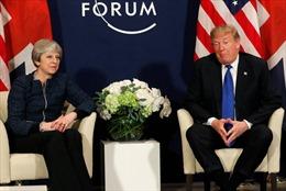 Mối quan hệ tương quan giữa hai đồng minh lâu năm Anh và Mỹ