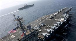 Truyền thông Mỹ hé lộ nguyên nhân Lầu Năm Góc cử tàu sân bay tới Trung Đông