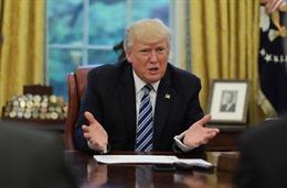 Tổng thống Trump sẵn sàng nhận tin tiêu cực về đối thủ từ chính phủ nước ngoài