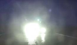 Lõi trung tâm tên lửa của SpaceX nổ dữ dội khi hạ cánh