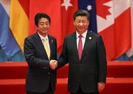 Trung Quốc 'quay sang' Nhật Bản khi thương chiến với Mỹ leo thang