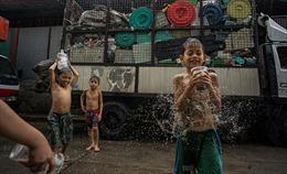 Người dân Valenzuela (Philippines) khổn khổ vì tình trạng đốt rác thải