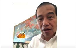 Tổng thống Indonesia đăng video cách làm đồ uống thu hút hàng triệu lượt xem