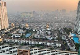 Indonesia xây cả một ngôi làng trên tầng thượng tòa nhà cao tầng