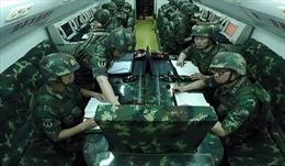 Quân đội Trung Quốc tung video về trung tâm chỉ huy tối mật