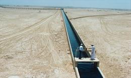 Thịnh vượng nhờ dầu mỏ nhưng Saudi Arabia khốn khổ vì nước