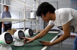 Công nghệ thông minh chăm sóc người cao tuổi tại Trung Quốc