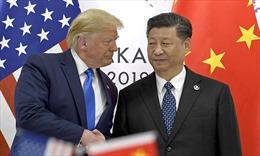 Tổng thống Trump: Hoãn đánh thuế hàng Trung Quốc là quà Giáng Sinh cho người Mỹ