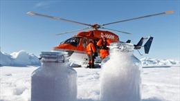 Phát hiện hạt vi nhựa trong tuyết rơi tại Bắc Cực