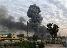 Iraq siết chặt an ninh hàng không sau vụ nổ bí ẩn