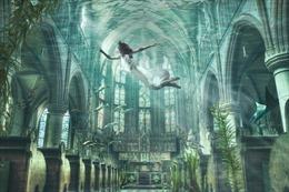 'Mang nhân tạo' giúp con người thở dưới nước