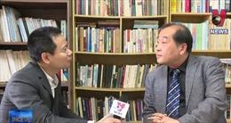 Chuyên gia Hàn Quốc: Cần áp dụng các chuẩn mực quốc tế để giải quyết vấn đề Biển Đông