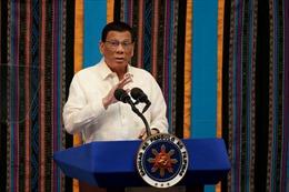 Tổng thống Duterte: Tàu nước ngoài phải xin phép để vào lãnh hải Philippines