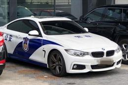 Sự thật về xe cảnh sát Trung Quốc trên đường phố Australia