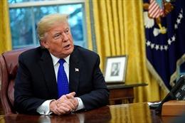Thông điệp Tổng thống Trump gửi tới lãnh đạo G7