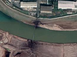 Rộ tin nhà máy Triều Tiên rò rỉ chất thải phóng xạ vào sông