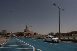 Qatar thử nghiệm 'vỉa hè mát lạnh'