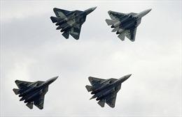Choáng ngợp trước dàn máy bay Nga tại Triển lãm hàng không MAKS-2019