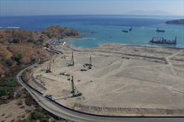 Australia ngỏ ý hỗ trợ Timor-Leste nâng cấp căn cứ hải quân