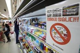 Khả năng Nhật Bản siết chặt xuất khẩu sang Hàn Quốc