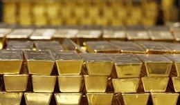 Giá vàng thế giới tuần qua giảm mạnh nhất trong hai năm rưỡi