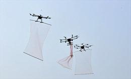 Trung Quốc chế tạo UAV 'người nhện'