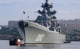 Chiến hạm hạt nhân Đô đốc Nakhimov của Nga 'tái nhập ngũ' vào năm 2022